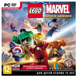 Warner Bros. LEGO Marvel Super Heroes