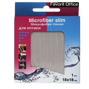 Favorit Office Microfiber slim сухая салфетка