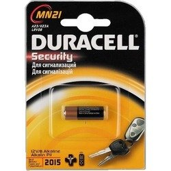 Алкалиновая батарейка MN21 (Duracell MN21 B1 Security)