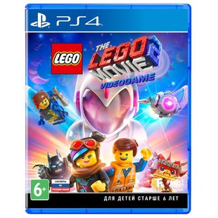 Warner Bros. The Lego Movie 2 Videogame