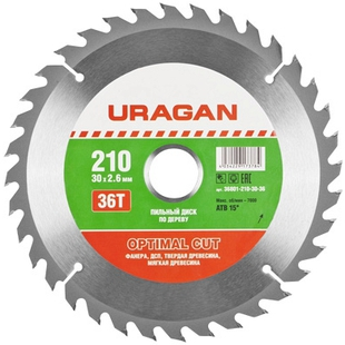 "Uragan ""Optimal Cut"" 36801-140-20-20"