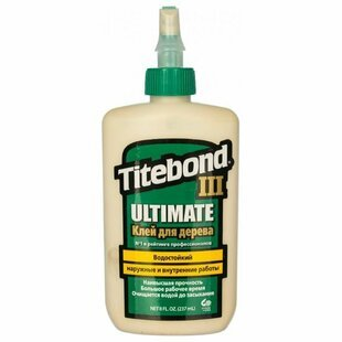 Клей полимерный Titebond III Ultimate Wood Glue 1413 0.237 л